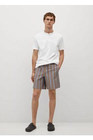 MANGO Cotton pajama pack