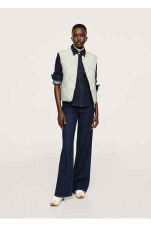 MANGO Ultralight zip vest