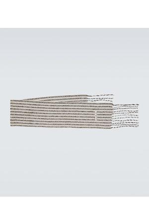 Acne Studios Valfrid stripe scarf
