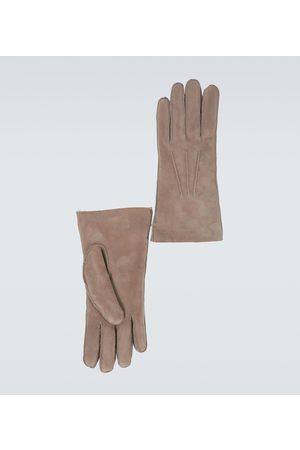 Loro Piana Shearling gloves