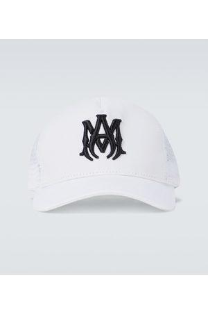 AMIRI M.A. logo trucker baseball cap