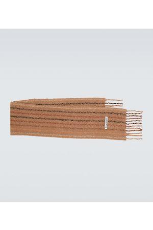 Acne Studios Vadik striped scarf