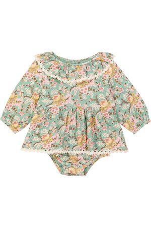 Louise Misha Baby Ghilena floral onesie