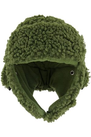 Kuling Hats - Moss Turin Teddy Hat - 48/50 cm - - Trapper hats