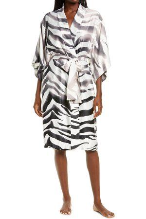 Natori Women's Tigre Stripe Robe