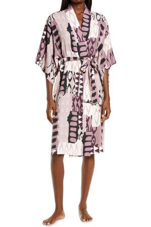 Natori Women Bathrobes - Women's Bukhara Short Robe