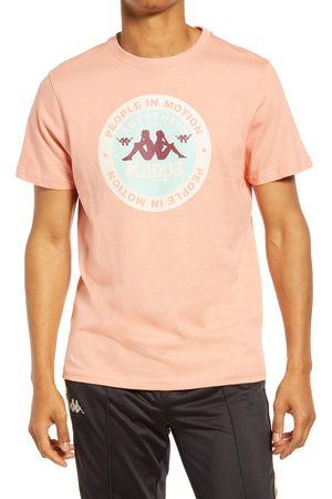 Kappa Men T-shirts - Men's Active Men's Authentic Franeker Cotton Graphic Tee