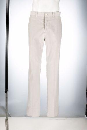 Emporio Armani Cotton corduroy trousers