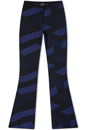 VERSACE Knitted Flare Trouser