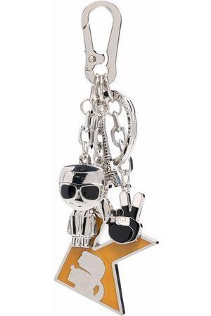 Karl Lagerfeld Women Keychains - K/Studio charm keychain