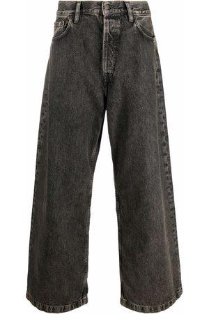Acne Studios Men Wide Leg - Wide-leg denim jeans