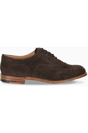 Church's Suede Burwood shoes
