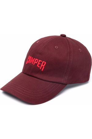Camper Caps - Embroidered-logo cap