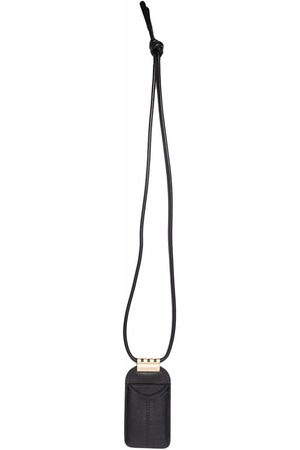 See by Chloé Neck-strap leather wallet