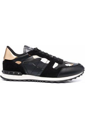 VALENTINO GARAVANI Men Sneakers - Camouflage Rockrunner sneakers