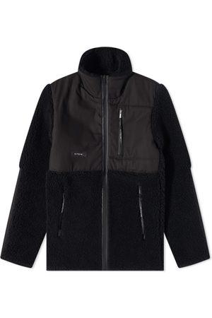Tobias Birk Nielsen Men Fleece Jackets - SHERPA FLEECE JACKET