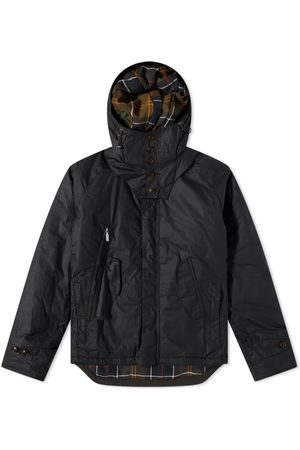 Barbour Men Outdoor Jackets - Gold Standard Pabay Wax Jacket