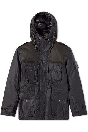 Barbour Men Outdoor Jackets - Gold Standard Canna Wax Jacket