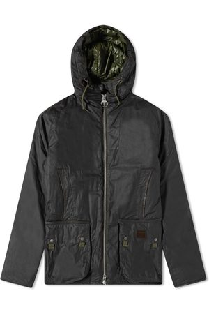 Barbour Gold Standard Scalpay Hunting Wax Jacket
