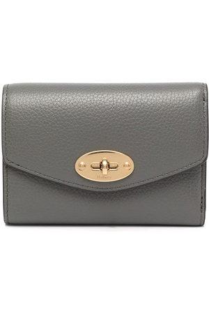MULBERRY Women Wallets - Darley folded small wallet - Grey