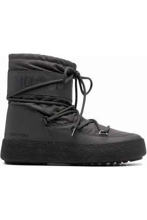 Moon Boot Men Snow Boots - MTrack Tube snow boots - Grey
