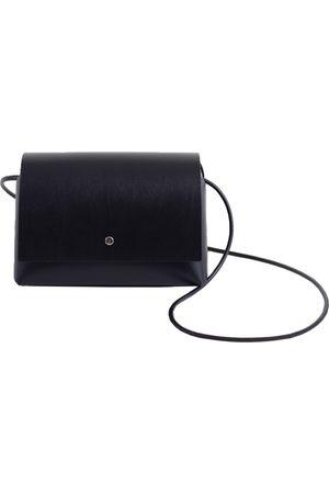 Women Purses - Artisanal Black Cotton Amparito Bag - Boom Labienhecha