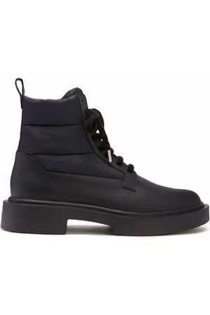 Giuseppe Zanotti Men Ankle Boots - Achille Ice ankle boots