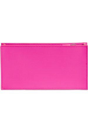 Women Clutches - Artisanal Pink Cotton Manuelita - Fluor Labienhecha