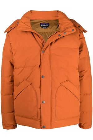 Patagonia Downdrift down-filled hooded jacket