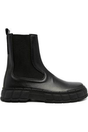 VIRON Flat chelsea boots