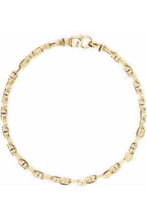 TOM WOOD Bracelets - Cable -plated sterling-silver bracelet