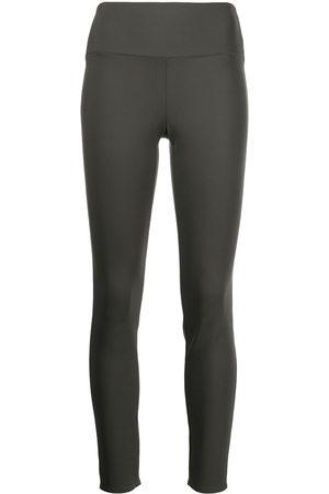 THEORY Women Leggings - Mid-rise leggings