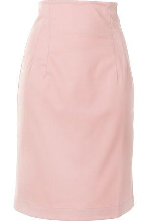 Liya Fitted-waistline skirt
