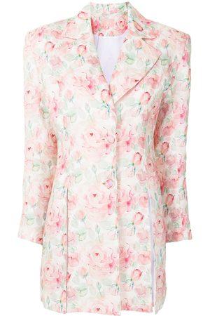 Liya Women Blazers - Floral print blazer