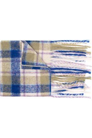 FORTE FORTE Women Scarves - Check-pattern scarf - Neutrals