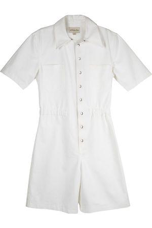 Men's White Jumpsuit Medium Paloma Lira