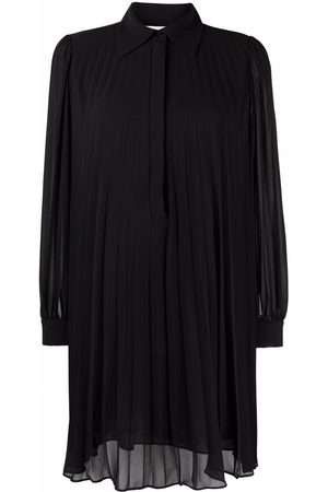Michael Kors Pleated shirt dress