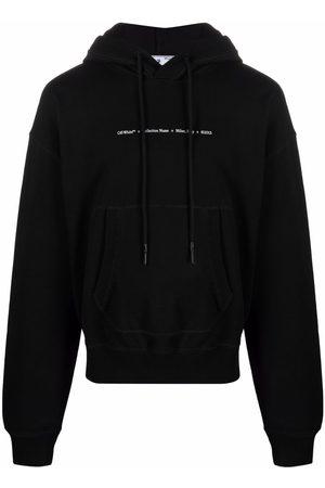 OFF-WHITE Men Hoodies - Arrows graphic-print hoodie