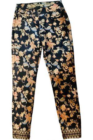 Desigual Women Straight Leg Pants - Straight pants