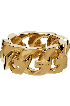 Givenchy Men Rings - G Chain Ring