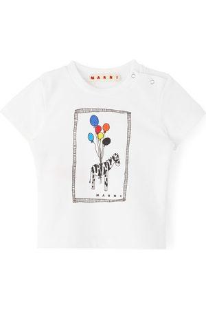 Marni T-shirts - Baby Graphic T-Shirt