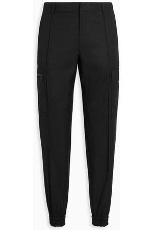 Ermenegildo Zegna Men Cargo Pants - Wool cargo trousers