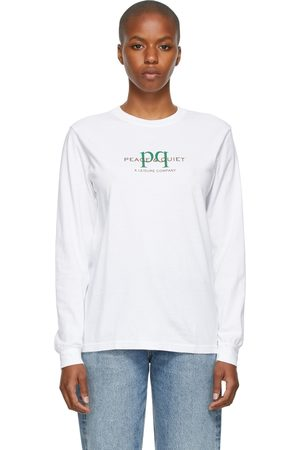 Museum Of Peace & Quiet PQ Leisure Long Sleeve T-Shirt