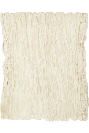Totême Silk Crinkled Scarf
