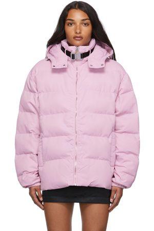 1017 ALYX 9SM Buckle Strap Puffer Jacket