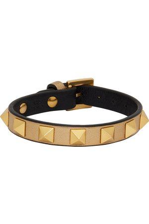VALENTINO GARAVANI Women Bracelets - Leather Rockstud Bracelet