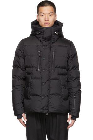 Moncler Men Jackets - Black Rodenberg Down Jacket