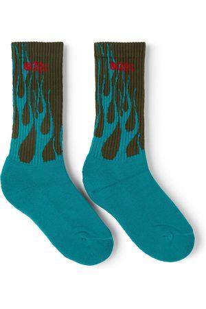 032c Socks - Kids Flame Socks