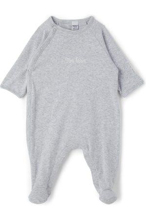 Petit Bateau Jumpsuits - Baby Organic Cotton Jersey Jumpsuit