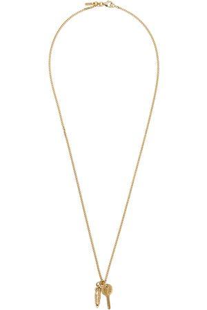 EMANUELE BICOCCHI Bullet & Key Pendant Necklace